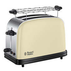 RUSSELL HOBBS Colours Plus Cream 2 slice toaster เครื่องปิ้งขนมปัง รุ่น 23334-56