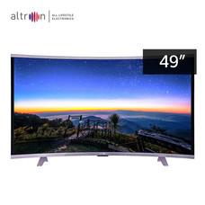 altron ทีวีจอโค้งดิจิตอล 49 นิ้ว รุ่น LTV-4901 LED Curved Digital TV (รับประกัน 3 ปี)