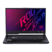 "ASUS ROG Strix G intel core i7-9750H/DDR4 8GB*2/512GB PCIE/GTX1660ti 6GB/17.3"" 144Hz/Windows 10 G731GU-EV231T"
