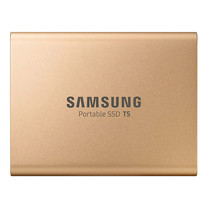 Samsung External SSD T5 Portable - Gold