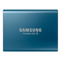 Samsung External SSD T5 Portable - Blue