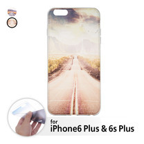 เคสสำหรับ iPhone 6 plus 5.5'' JHI Fashion case Road
