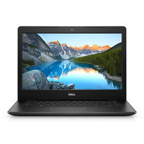 Dell Inspiron 14 10th Generation Intel® Core™ i7-1065G7 Ram 8 GB SSD 512 GB 14.0-inch FHD GF MX230 2 GB Black W566054131PTHW10