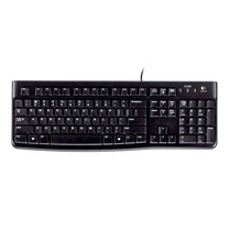 Logitech Keyboard K120 - THAI (รับประกัน 3 ปี)