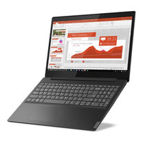 Lenovo Notebook AMD Ryzen 3 3200U/Integrated/4GB DDR4/1TB/15.6 FHD/W10 HM/Granite Black 81LW00BRTA