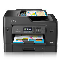 Brother Multi-function Business Inkjet Colour Printer รุ่น MFC-J3930DW