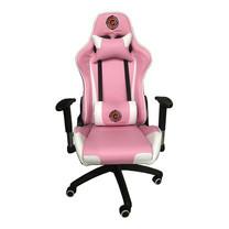 NEOLUTION E-SPORT เก้าอี้เกมส์ รุ่น Artemis - สีชมพู/ขาว