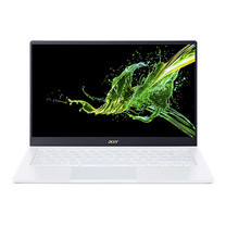 "Acer Aspire Swift Intel® Core™ i7-1065G7 /RAM8GB/SSD512GB/14""Inch IPS FHD/Windows 10 & Office Home & Student 2019 - Moonstone White"