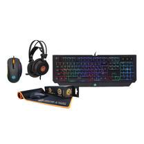 Gaming Set Neolution E-Sport (Headset+Keyboard+Mouse+Mousepad)