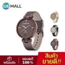 Garmin นาฬิกาสมาร์ทวอทช์สำหรับผู้หญิง รุ่น Lily รูปแบบ Classic สายหนัง Leather [ประกันศูนย์ 1 ปี]