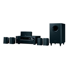 Onkyo 5.1-Channel Home Theater Receiver/Speaker Package HT-S3800