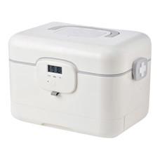 ตู้ยาสามัญประจำบ้าน กล่องยาอัจฉริยะ Intelligence Medical Box - Grey
