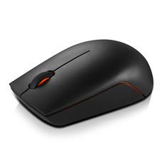 Lenovo 300 Wireless Compact Mouse, 2YRS