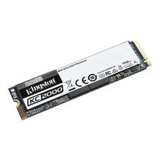 Kingston SSD M.2 2280 NVMe™ PCIe Gen 3.0 Model SKC2000