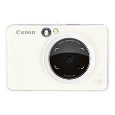 CANON Camera & Printer Mini 2-in-1 iNSPiC ZV-123A PW