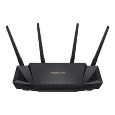 Asus Networking Dual band WiFi 6 Router Support MU-MIMO RT-AX3000