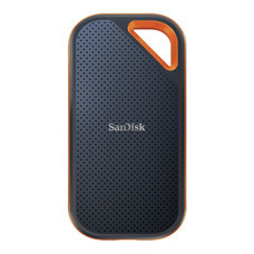 SanDisk Extreme Pro Portable SSD, SDSSDE80, USB 3.1 Gen 2, Type C & Type A compatible, Speeds up to 1050MB/s - 1TB