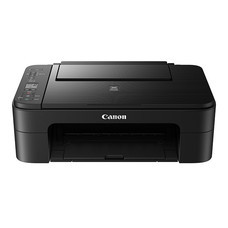 CANON Printer E3370 Black with Cable USB