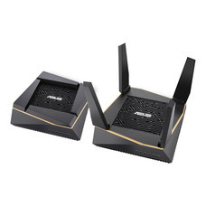 Asus Networking AiMesh WiFi System AX6100 (RT-AX92U 2 packs)