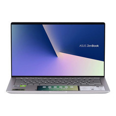 ASUS Zenbook 14 intel core I7-10510U/LPDDR3 8GB/512GB PCIe SSD/MX250 2GB/IR Camera/ScreenPad 2.0/14
