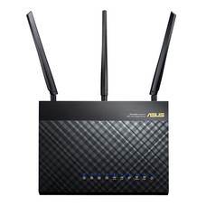 ASUS AC1900 Dual Band Gigabit WiFi Router, AiMesh for mesh wifi system RT-AC68U