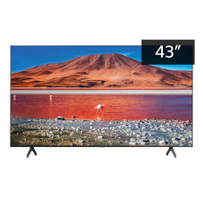 Samsung Crystal UHD 4K Smart TV UA43TU7000KXXT ขนาด 43 นิ้ว