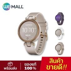 Garmin นาฬิกาสมาร์ทวอทช์สำหรับผู้หญิง รุ่น Lily รูปแบบ Sport สาย Silicone [ประกันศูนย์ 1 ปี]
