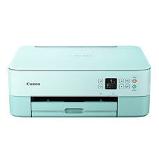 CANON Printer TS5370 Green with Cable USB
