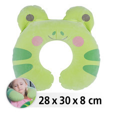 INTEX หมอนรองคอสำหรับเด็ก - กบเขียว
