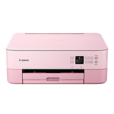 CANON Printer TS5370 Pink with Cable USB