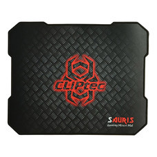 CLiPtec Gaming Mouse MAT SAURIS 330MM X 290MM, 3MM THICKNESS, SPEED TYPE RGY316-SP