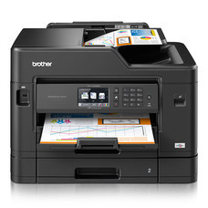 Brother Multi-function Business Inkjet Colour Printer รุ่น MFC-J2730DW