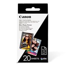 CANON Printer Paper ZP-2030 (20 แผ่น)