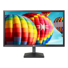 LG Monitor FHD IPS ขนาด 24 นิ้ว รุ่น 24MK430H-B