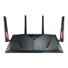 ASUS AC3100 Dual Band Gigabit WiFi Gaming Router with MU-MIMO RT-AC88U