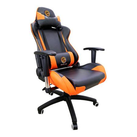 NEOLUTION E-SPORT เก้าอี้เกมส์ รุ่น Artemis - สีดำ/ส้ม