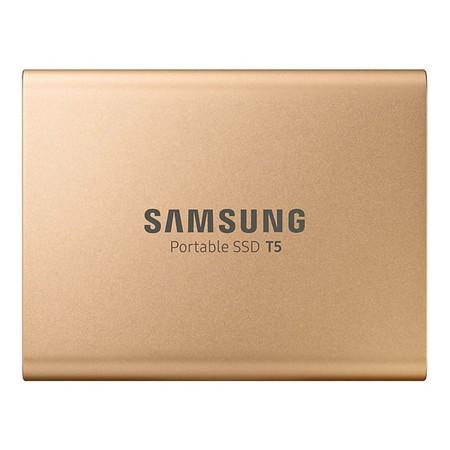 Samsung External SSD T5 Portable - Gold