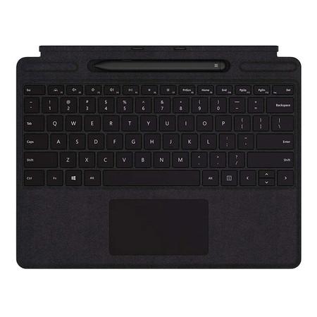 Microsoft Surface Pro X Keyboard with Slim Pen - Black