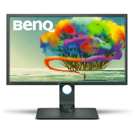 BENQ Designer Monitor QHD, sRGB ขนาด 32 นิ้ว รุ่น PD3200Q