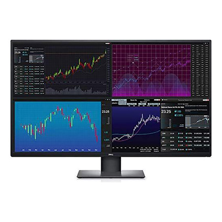Dell UltraSharp Monitor 4K USB-C IPS Panel ขนาด 43 นิ้ว - U4320Q