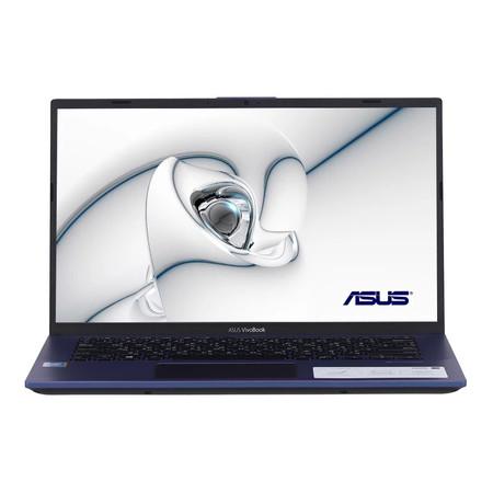 ASUS VivoBook 14 Pentium 4417U/RAM 4GB/HDD 1TB+SSD 128GB/Win10/FHD PEACOCK BLUE X412UA-EK188T