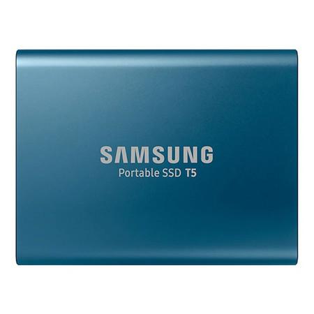 Samsung External SSD T5 Portable - Blue