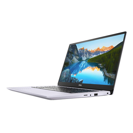 Dell Inspiron 14 10th Generation Intel® Core™ i5-10210U Ram 8 GB SSD 512 GB 14.0-inch FHD GF MX230 2 GB Purple W56605327PTHW10
