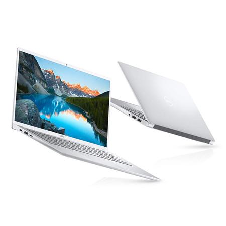Dell Inspiron 14 10th Generation Intel® Core™ i5-10210U Ram 8 GB SSD 512 GB 14.0-inch FHD GF MX230 2 GB Platinum Silver W56705106THW10