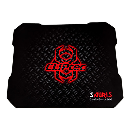 CLiPtec Gaming Mouse MAT SAURIS 445MM X 335MM, 4MM THICKNESS, SPEED TYPE RGY326