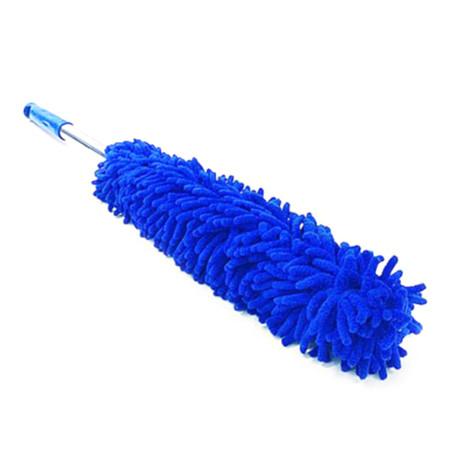 แปรงปัดฝุ่นไมโครไฟเบอร์ - สีน้ำเงิน