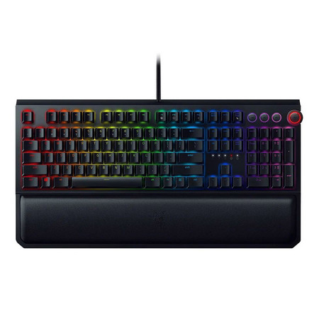 Razer Keyboard Blackwidow Elite Green Switch (Thai)