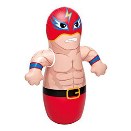 Intex ตุ๊กตาล้มลุกเป่าลม - สีแดง