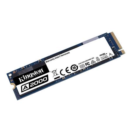 Kingston SSD M.2 2280 NVMe™ PCIe Gen 3.0 Model SA2000