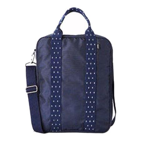 กระเป๋าเดินทางสะพายข้าง - สีกรมท่า